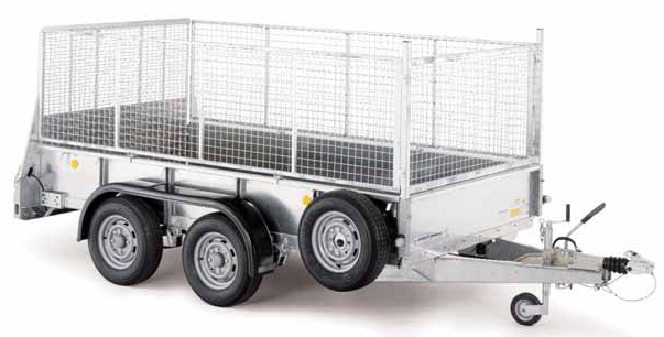 GD105 Commercial Trailers