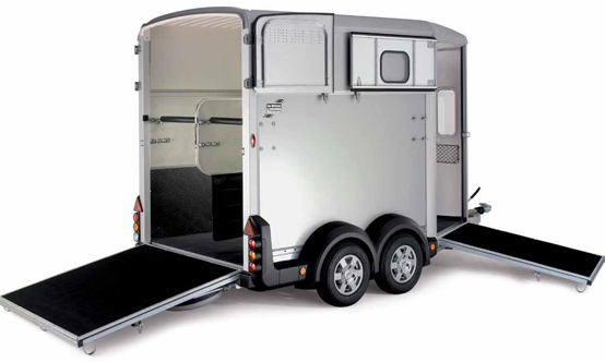 HB511 - Double Horsebox