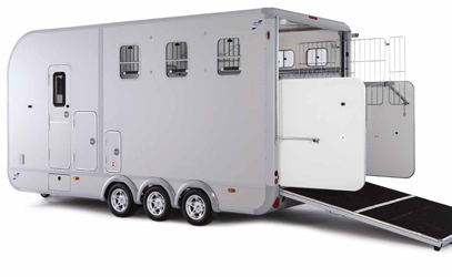 Eventa Horsebox Trailers