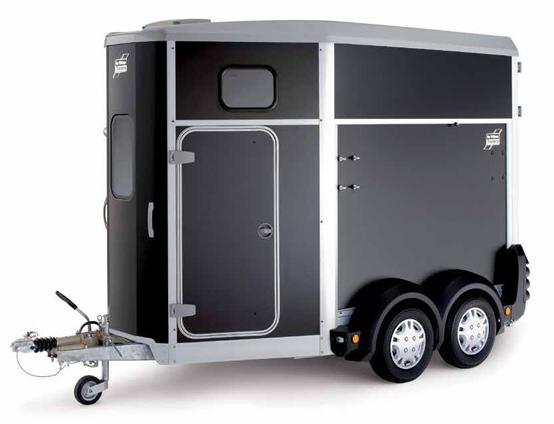 HB506 – Double Horsebox