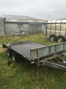 LM 12x6,6 Flatbed
