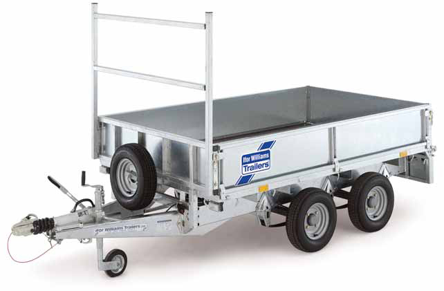 LT85 Commercial Trailer
