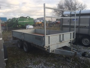 12x6,6 low loader